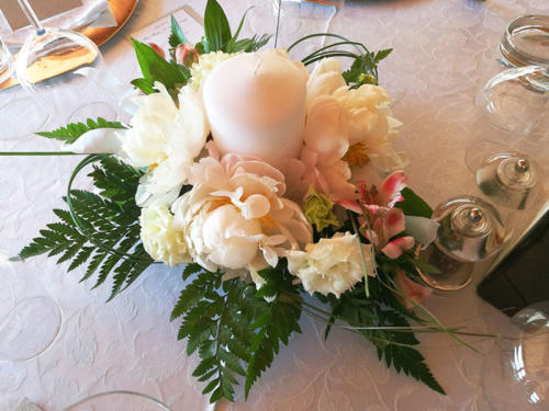Matrimonio-Centrotavola